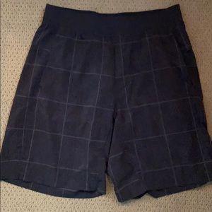 Lululemon XL yoga shorts